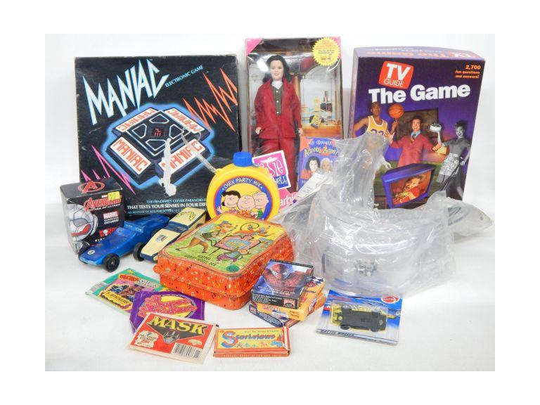 Toys, Games and More