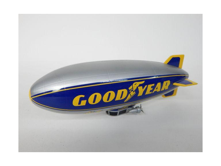 Die-Cast Goodyear Blimp Bank