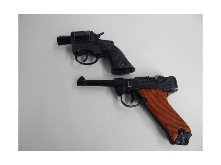 Die-Cast Metal Cap Guns