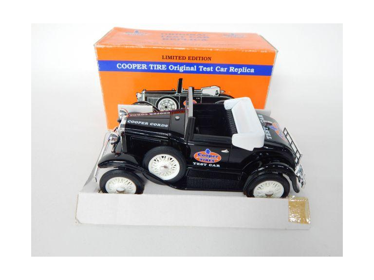 Cooper Tire Die-Cast Classic Car
