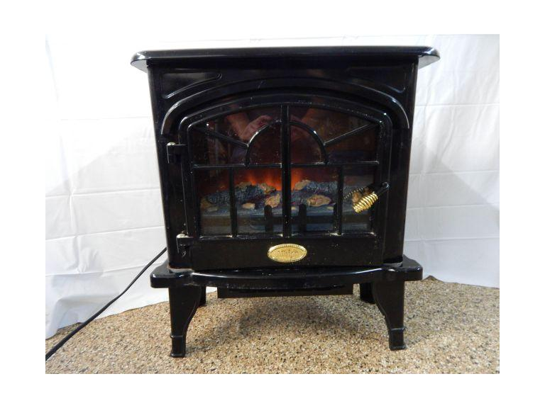 Albion Fireplace Heater