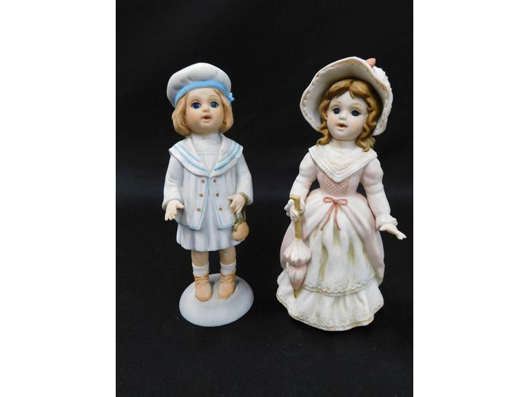 Victorians by Enesco Figurines