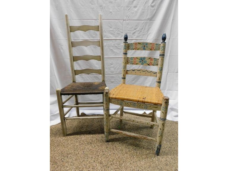 Ladder Back Chairs