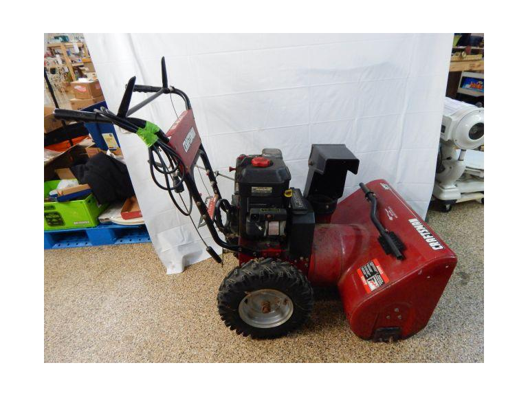 Craftsman Heavy Duty Snow Thrower