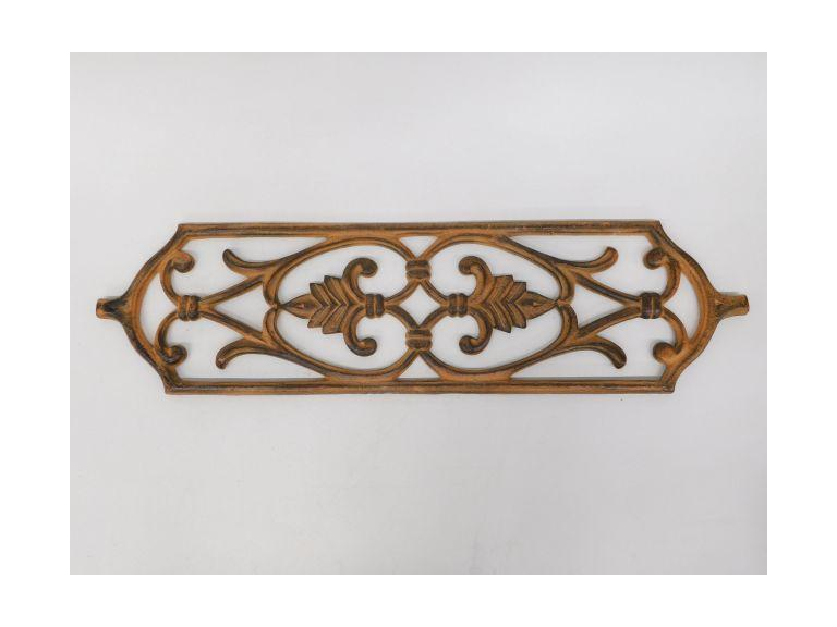 Heavy Cast Iron Wall Hanging