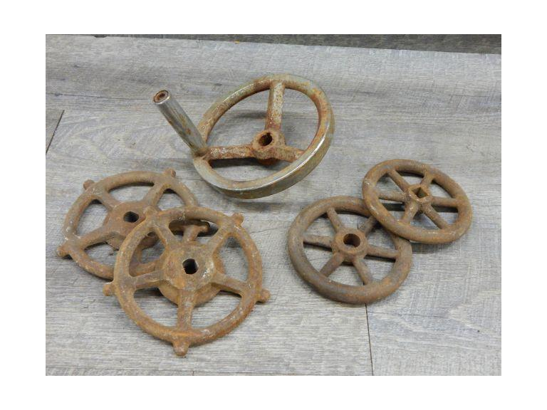 Industrial Cast Iron Valve Handles