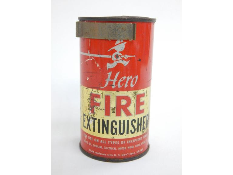Hero Pressure Can Fire Extinguisher