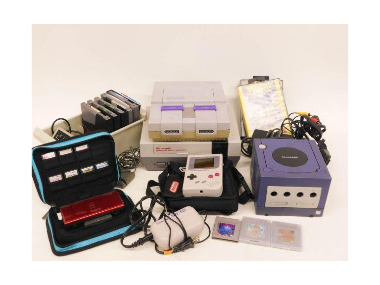 Mixed Nintendo Lot