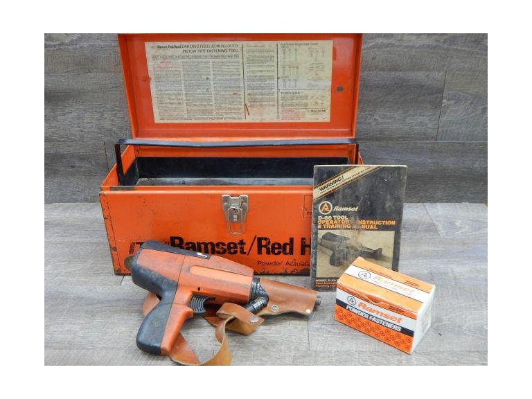 Ramset Red Head Powder Activated Tool