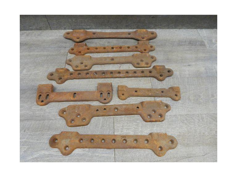 Collection of Antique Sink Mount Brackets