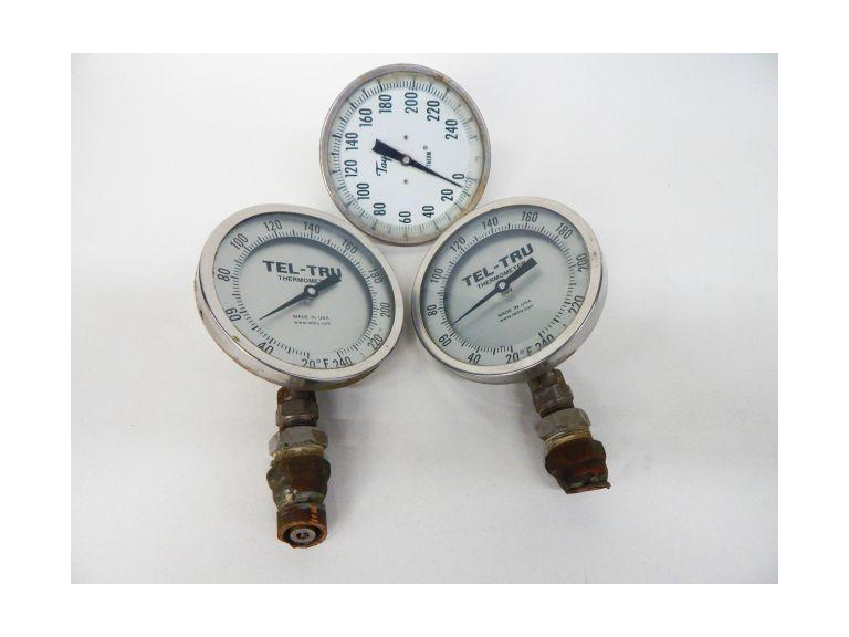 Industrial Machine Thermometers