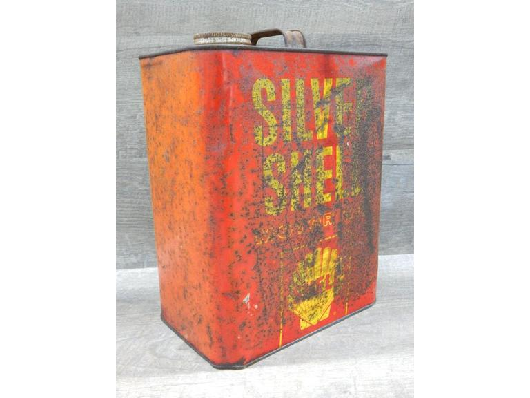 Shell Motor Oil 2 Gallon Can