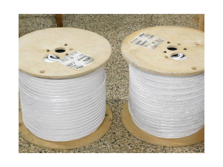 1000 Foot Rolls of Coaxial Cable
