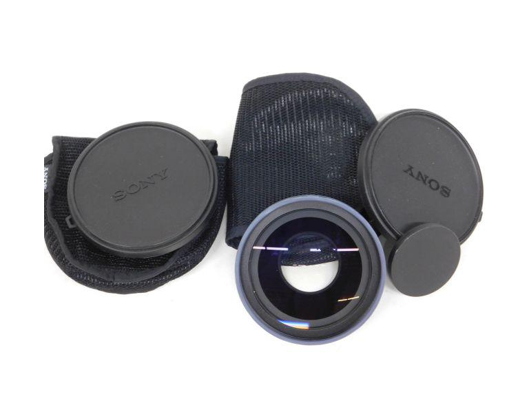 Pair of Sony Wide Converstion X0.7 Lenses