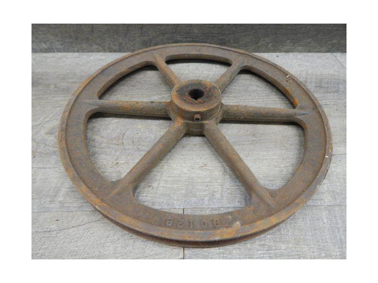 Industrial Cast Iron Pulley Wheel