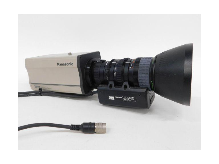 Panasonic Convertible Multi-Purpose Camera AW-E600