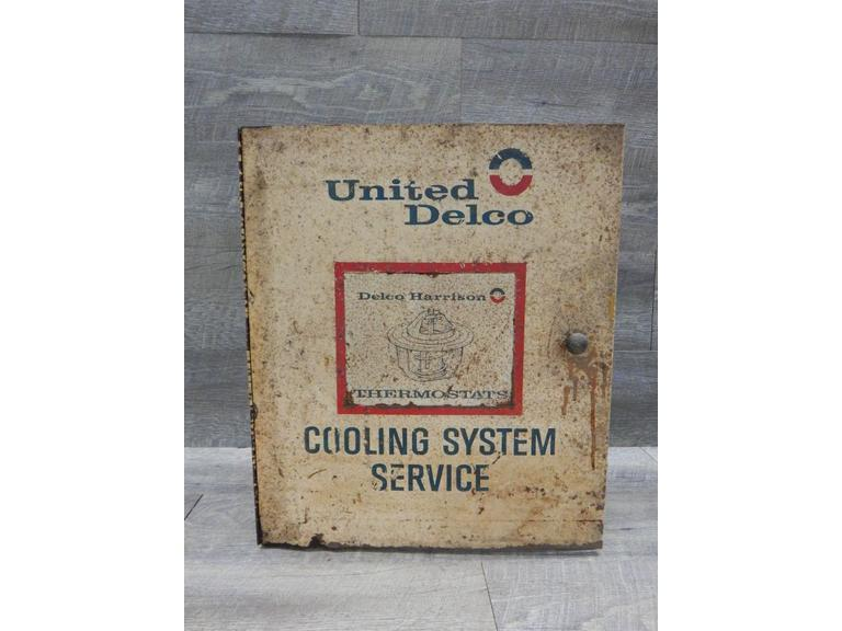 United Delco Automotive Advertising  Case