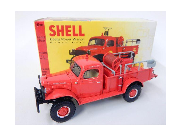 1st Gear Shell Die-Cast Power Wagon