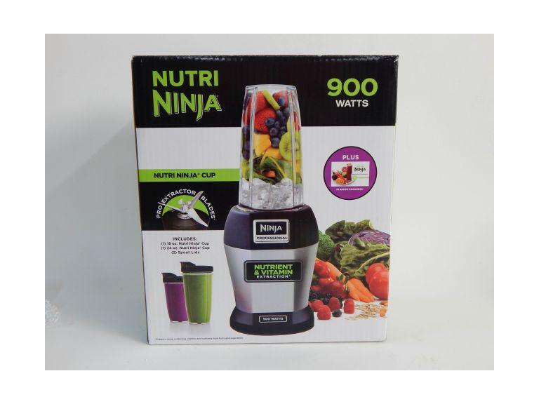 New in the box Nutri Ninja Blender Set