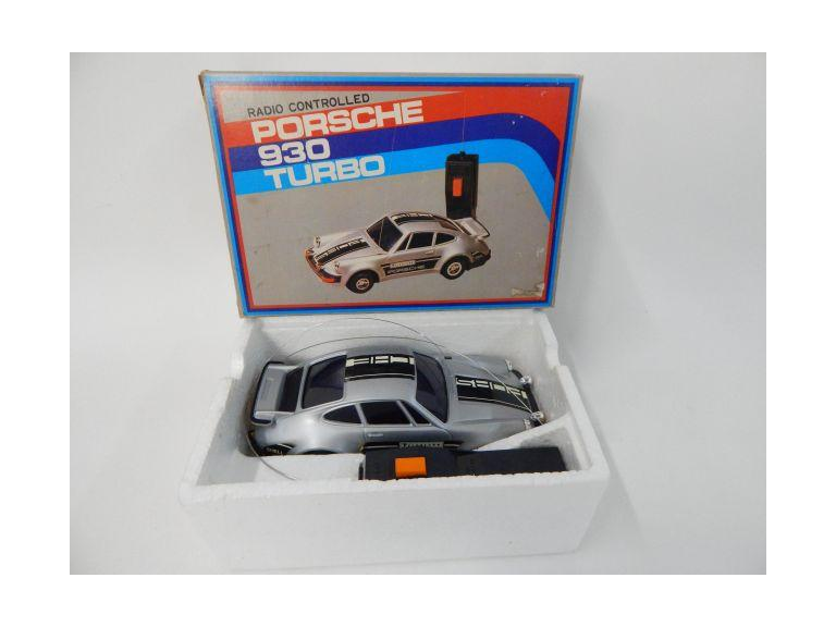 Remote Control Porsche Toy Car