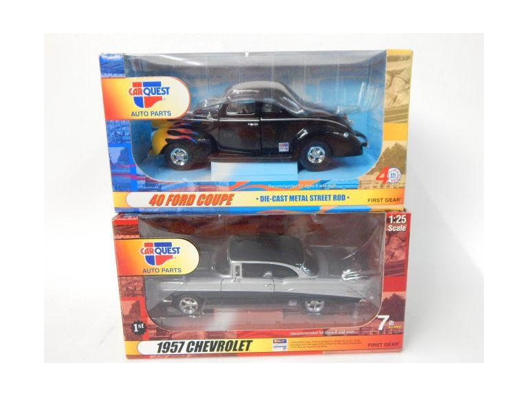 Car Quest Die-Cast Collectible Cars