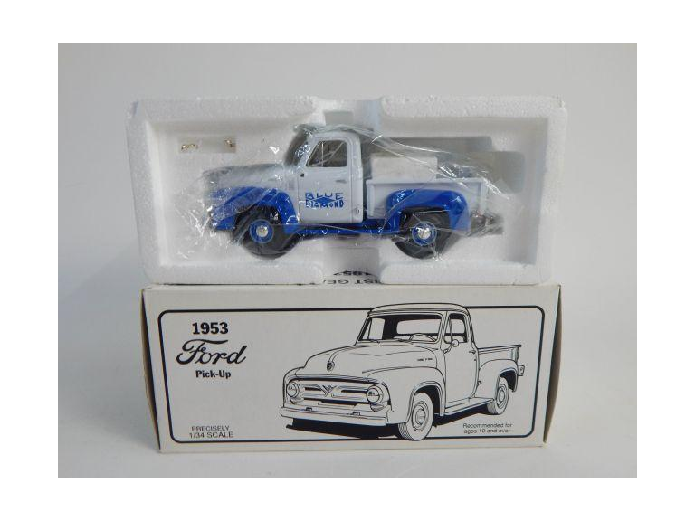 First Gear Die-Cast 1953 Ford Pick-Up Truck