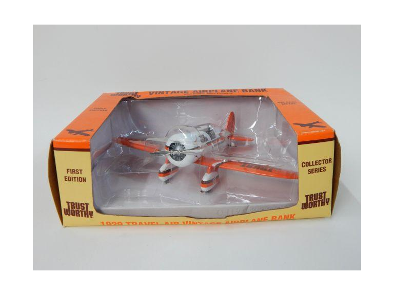 Trust Worthy Hardware Die-Cast Model Plane