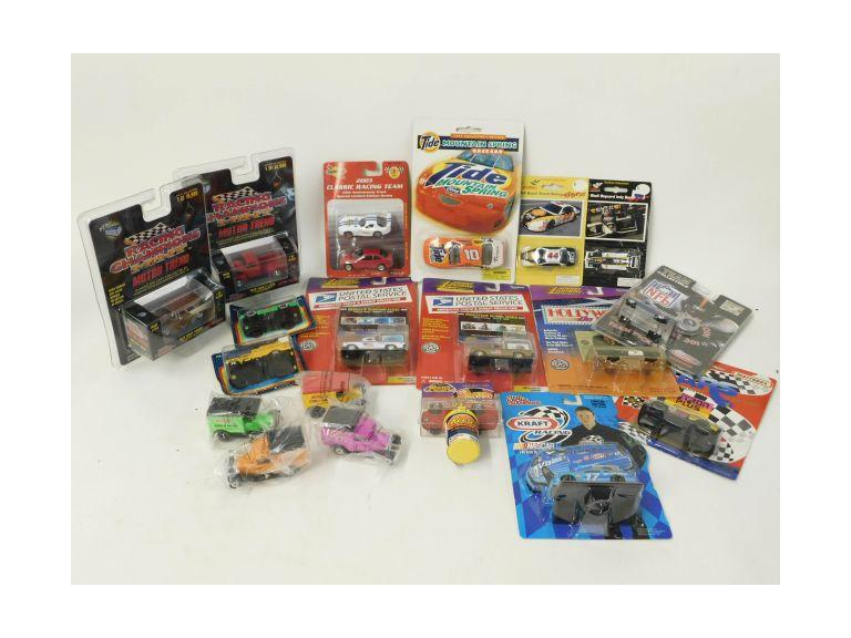 Collection of New in the Package Die-Cast Cars