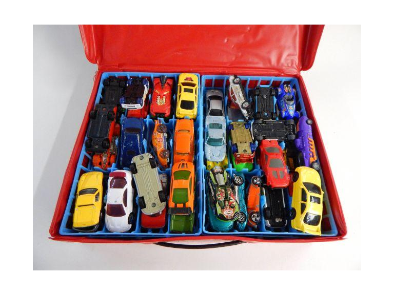 Large Collection of Die-Cast toy Cars