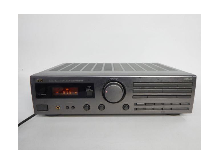 JVC Digital Synthesizer Receiver