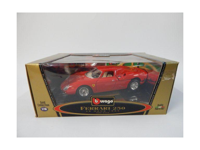 Burago Die-Cast Ferrari Model