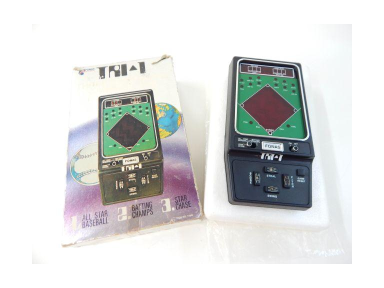 1979 Fonas Tri-1 Hand Held Video Game