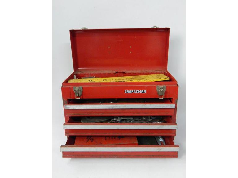 Craftsman Portable Drawered Toolbox