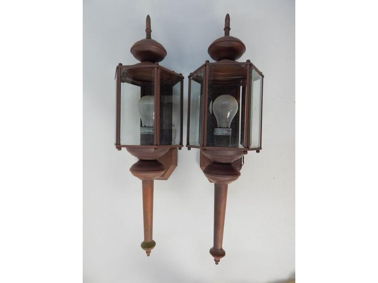 Outdoor Wall Sconce Lantern Lights