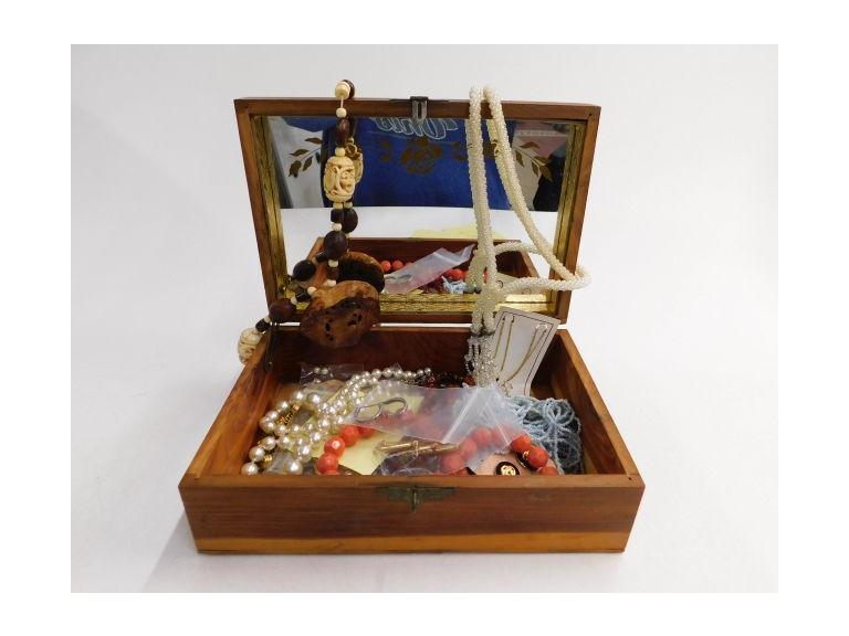 Jewelry Box and Jewelry