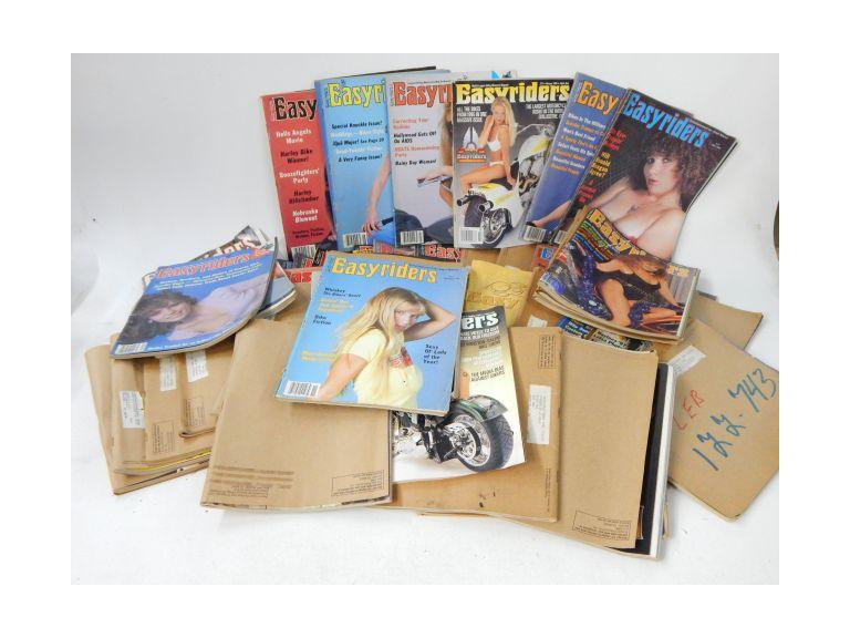 Large Collection of Easy Rider magazines