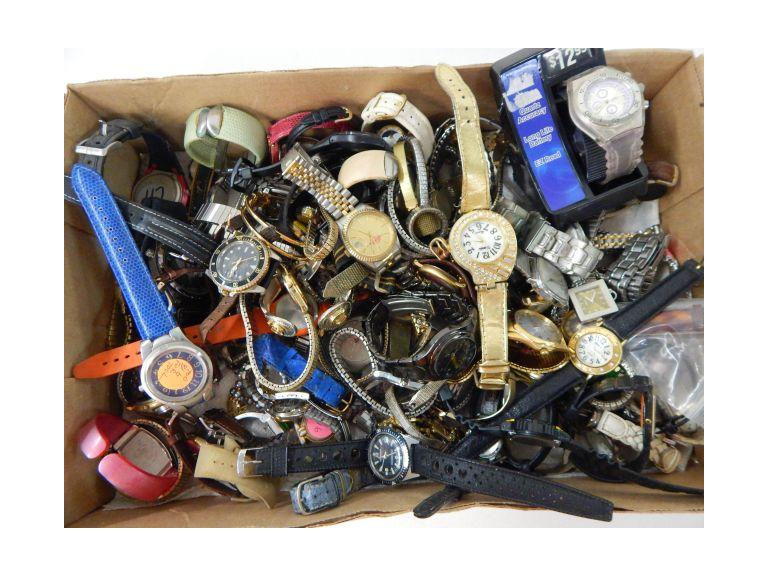 Large Collection of Wristwatches