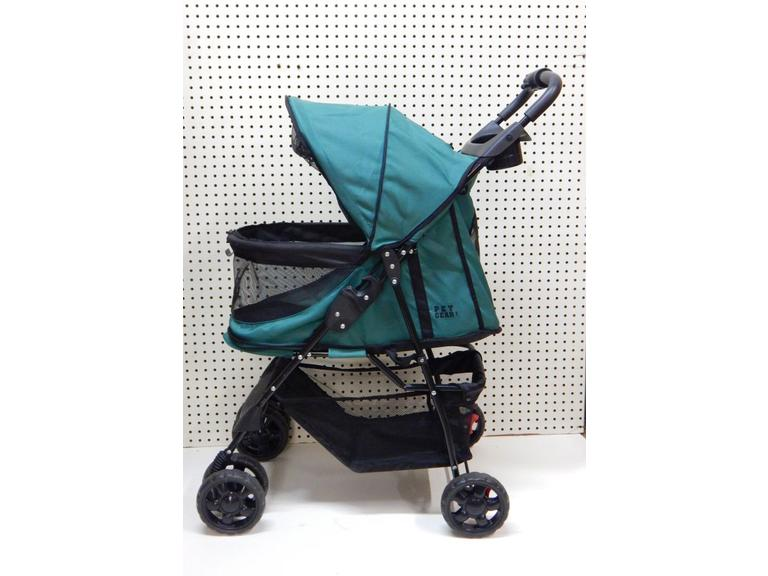 Pet Gear Easy Fold Small Pet Stroller