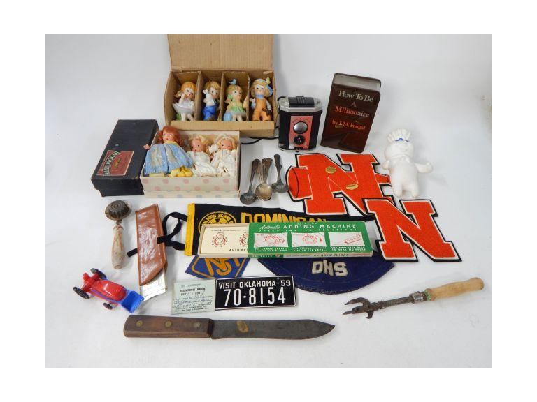 Vintage Collectibles Lot