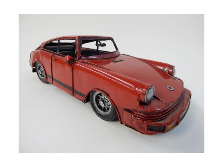 Modern Tin Metal Toy Car