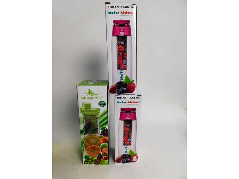 New Fruit Fusion Water Bottles
