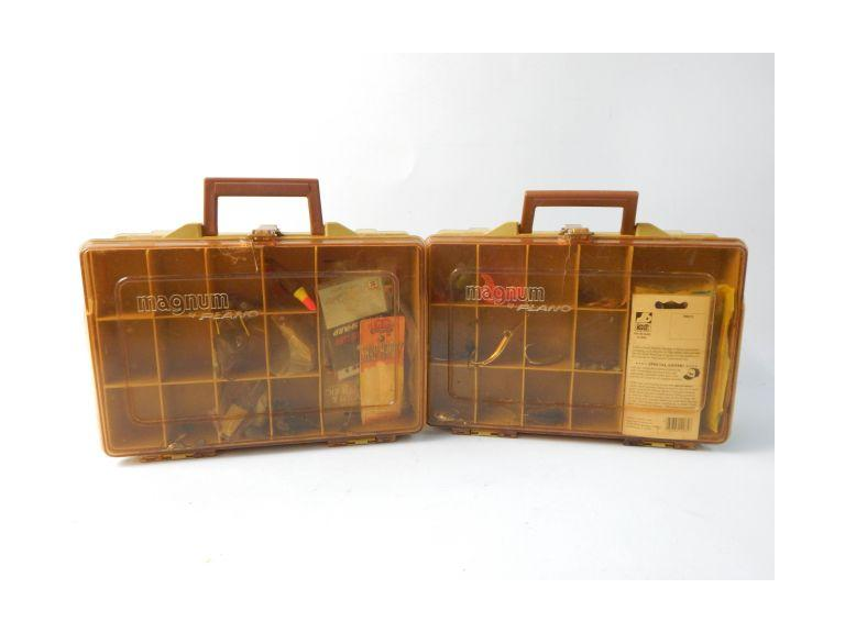 Plano Magnum Tackleboxes Full