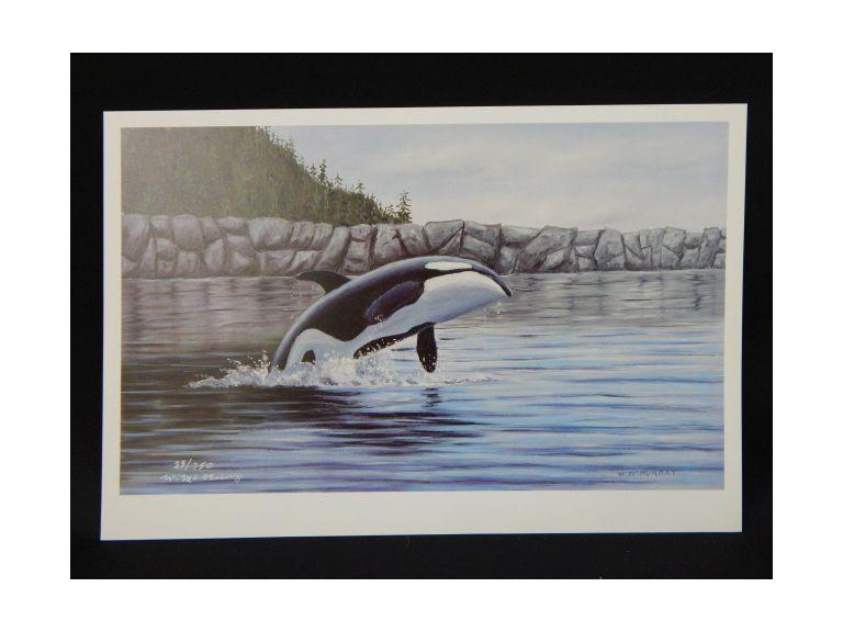 W. McMurray Signed and Numbered Prints