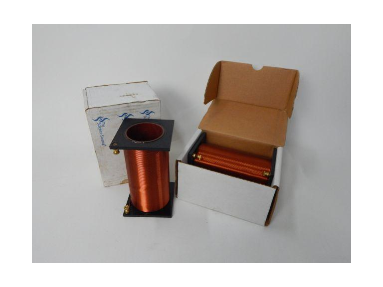 New Science Source Copper Solenoids