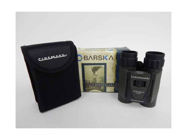 New Barska Pocket Binoculars
