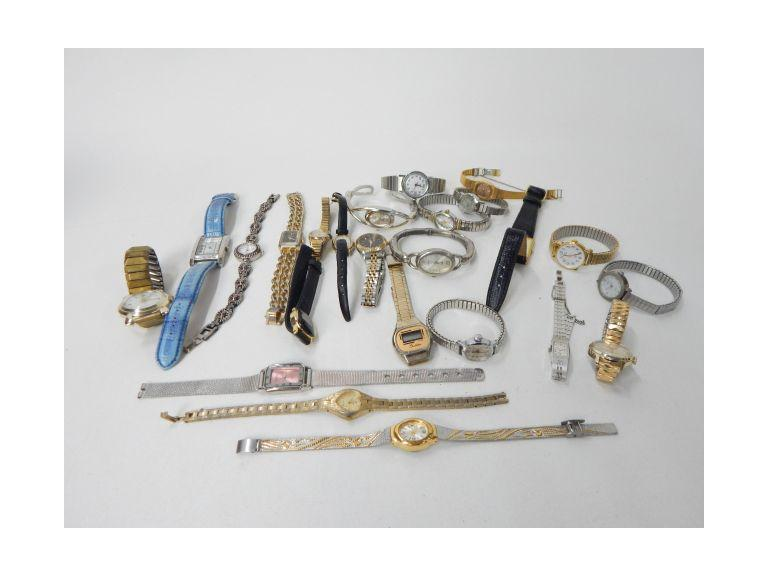 Collection of Ladies Wristwatches