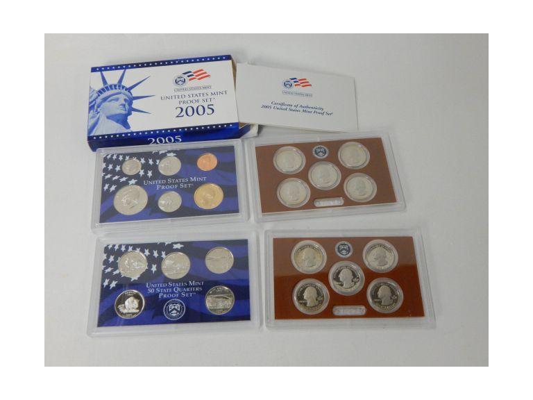 Mint Coin and State Quarter Sets