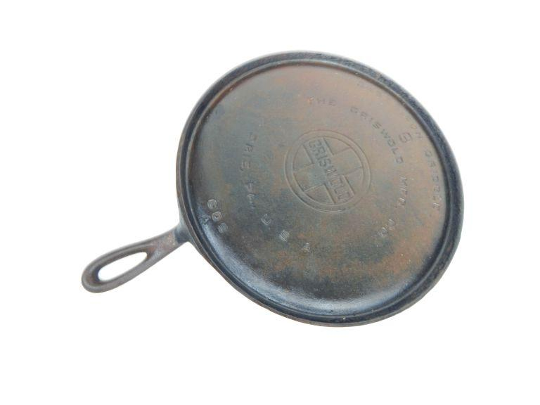 Griswold Cast Iron Griddle