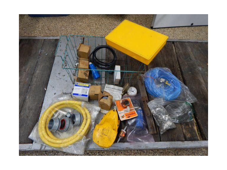 Industrial, Cables and Hardware Lot