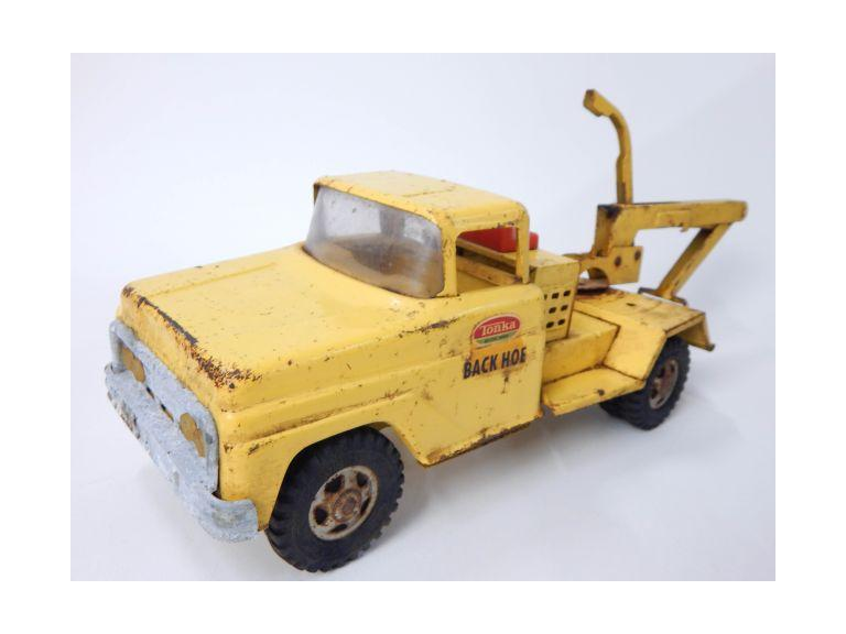 1960's Tonka Toy Back Hie Truck